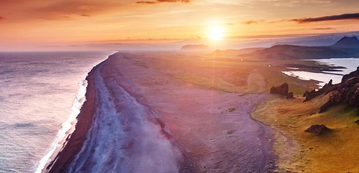 Island Oppnar Upp