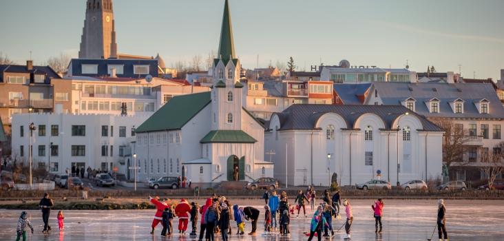 Reykjavik_vinter
